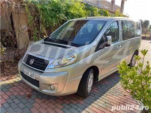 Fiat Scudo Executive Panorama 130cv, 2.0 JTD, 9 locuri - imagine 1