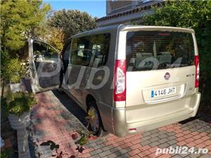 Fiat Scudo Executive Panorama 130cv, 2.0 JTD, 9 locuri - imagine 8