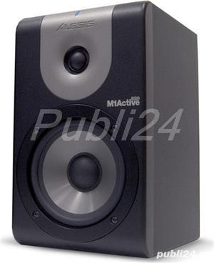 Vand Monitoare studio profesionale Alesis M1 Active 520 APROAPE NOI !! - imagine 2