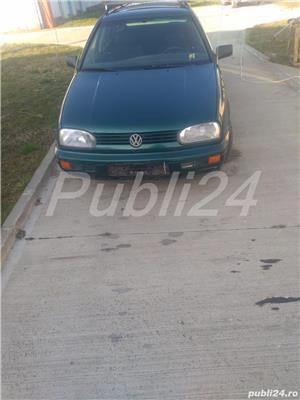 Volkswagen Golf 3 , 1996 radiat - imagine 4