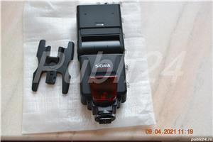 blitz SIGMA EF-610 DG ST iTTL for NIKON - imagine 3