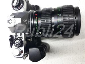 pachet camera PENTAX ME  + GRIP +OBIECTIV - imagine 2