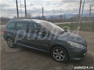 Peugeot 307 SW 1.6 HDI 7 locuri  - imagine 2