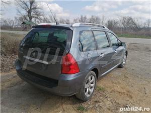 Peugeot 307 SW 1.6 HDI 7 locuri  - imagine 3