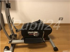 Bicicleta Fitness Eliptical Power Pro - imagine 3