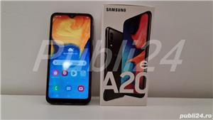 Telefon mobil Samsung Galaxy A20e, Dual SIM, 4G, Black garantie emag - imagine 2