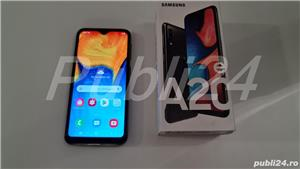 Telefon mobil Samsung Galaxy A20e, Dual SIM, 4G, Black garantie emag - imagine 1