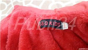 Geaca copil-B&Q KIDS-M36-ROZ - imagine 6
