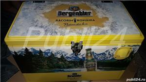 Vand Lada metalica aluminiu Cooler box NOUA(ambalata in tipla si cutie)ORIGINALA Bergenbier-NOUA - imagine 7