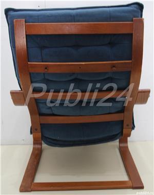 2 buc Fotoliu fix confortabil tip IKEA; Fotoliu cu Saltea - imagine 2