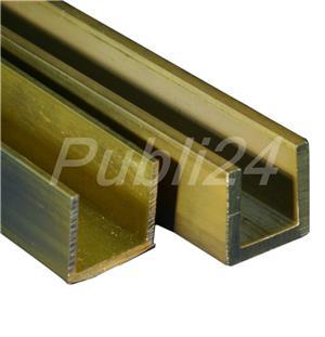 Teava alama rotunda patrata rectangulara Profile alama cornier L T U platbanda alama sarma alama  - imagine 5