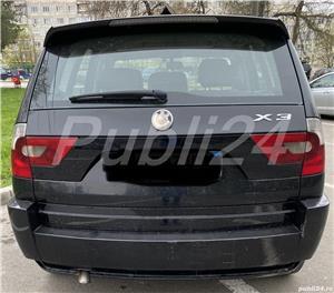 Bmw Seria  X3, Diesel 150cp, tractiune integrala 4x4 - imagine 4