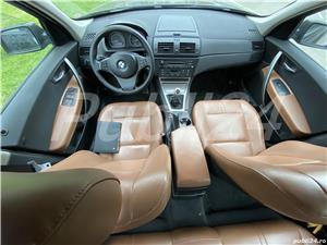 Bmw Seria  X3, Diesel 150cp, tractiune integrala 4x4 - imagine 5