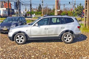 BMW X3 X-drive -GARANTIE 12 LUNI -REVIZIE+LIVRARE GRATUIT-TEST DRIVE-VANZARE CASH/RATE FIXE AVANS 0% - imagine 4