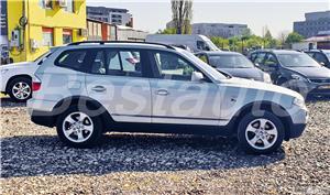 BMW X3 X-drive -GARANTIE 12 LUNI -REVIZIE+LIVRARE GRATUIT-TEST DRIVE-VANZARE CASH/RATE FIXE AVANS 0% - imagine 8