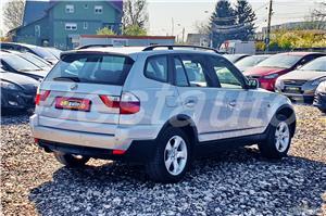 BMW X3 X-drive -GARANTIE 12 LUNI -REVIZIE+LIVRARE GRATUIT-TEST DRIVE-VANZARE CASH/RATE FIXE AVANS 0% - imagine 7