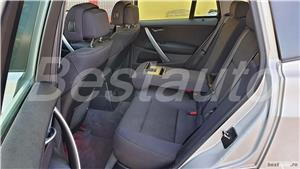 BMW X3 X-drive -GARANTIE 12 LUNI -REVIZIE+LIVRARE GRATUIT-TEST DRIVE-VANZARE CASH/RATE FIXE AVANS 0% - imagine 13