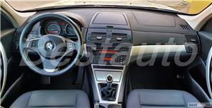 BMW X3 X-drive -GARANTIE 12 LUNI -REVIZIE+LIVRARE GRATUIT-TEST DRIVE-VANZARE CASH/RATE FIXE AVANS 0% - imagine 17