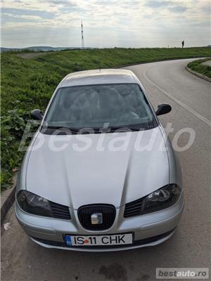 SEAT Ibiza 2003 1.4benzina GPL Proprietar Consum MIC ! - imagine 8