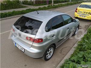 SEAT Ibiza 2003 1.4benzina GPL Proprietar Consum MIC ! - imagine 3