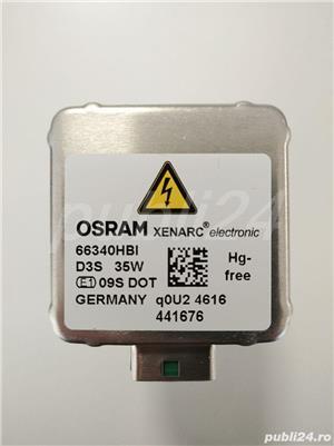Bec xenon Osram D3S Original Xenarc 66340 4300k - imagine 6