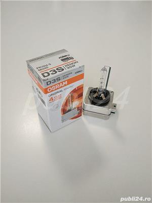 Bec xenon Osram D3S Original Xenarc 66340 4300k - imagine 2