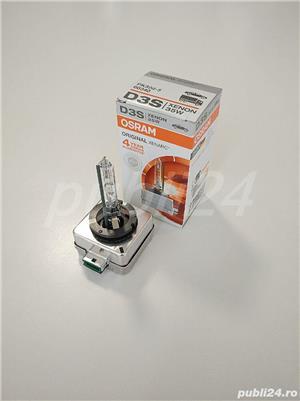 Bec xenon Osram D3S Original Xenarc 66340 4300k - imagine 8