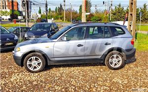 BMW X3 xDrive -garantie 12 luni -revizie+livrare GRATUIT -TESTDRIVE -vanzare CASH/RATE FIXE AVANS 0% - imagine 4
