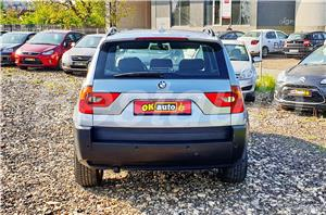 BMW X3 xDrive -garantie 12 luni -revizie+livrare GRATUIT -TESTDRIVE -vanzare CASH/RATE FIXE AVANS 0% - imagine 6