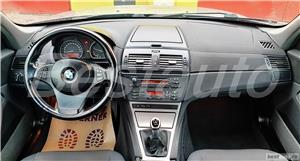 BMW X3 xDrive -garantie 12 luni -revizie+livrare GRATUIT -TESTDRIVE -vanzare CASH/RATE FIXE AVANS 0% - imagine 9