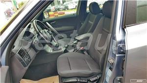 BMW X3 xDrive -garantie 12 luni -revizie+livrare GRATUIT -TESTDRIVE -vanzare CASH/RATE FIXE AVANS 0% - imagine 11