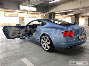 Bentley Continental GT 6.0i W12  4x4  2013  cp-575  Suspensie activa   70000-euro - imagine 2