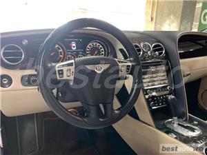 Bentley Continental GT 6.0i W12  4x4  2013  cp-575  Suspensie activa   70000-euro - imagine 3