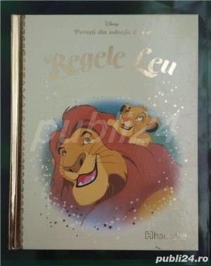 LION KING. Și alte povești din Colecția aurie Disney - imagine 1