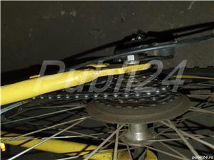 "Vand bicicleta MTB in stare buna pentru copii 8-10 ani, roti de 24"" - imagine 3"