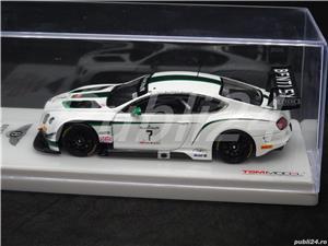 Macheta Bentley GT3 #7 2014 Silverstone winner TSM TrueScale Miniatures 1:43 - imagine 2