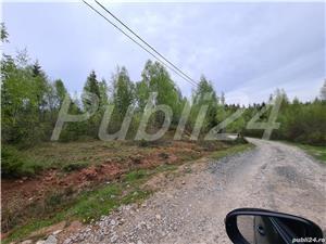 De vanzare teren de cabana in sat vacanta Calatele Padure - imagine 1