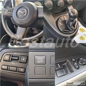 Mazda 2 Revizie + Livrare GRATUITE, Garantie 12 Luni, RATE FIXE, Motor 1200 CMC, 75CP.  - imagine 12