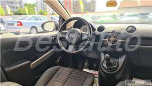 Mazda 2 Revizie + Livrare GRATUITE, Garantie 12 Luni, RATE FIXE, Motor 1200 CMC, 75CP.  - imagine 17