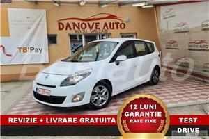 Renault Scenic Revizie + Livrare GRATUITE, Garantie 12 Luni, RATE FIXE, 1.6Dci, Euro 5, An 2011 - imagine 1