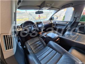 VW TOUAREG   4X4   NAVI   INT PIELE FULL ELECTRIC   LIVRARE GRATUITA/Garantie/Finantare/Buy Back - imagine 8