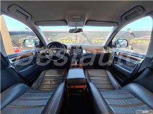 VW TOUAREG   4X4   NAVI   INT PIELE FULL ELECTRIC   LIVRARE GRATUITA/Garantie/Finantare/Buy Back - imagine 7