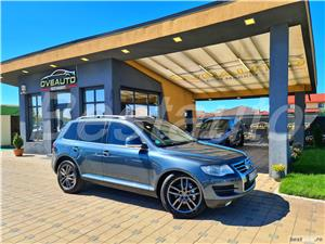 VW TOUAREG   4X4   NAVI   INT PIELE FULL ELECTRIC   LIVRARE GRATUITA/Garantie/Finantare/Buy Back - imagine 2