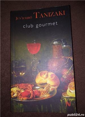 carte 'Club gourmet', de Tanizaki - imagine 1