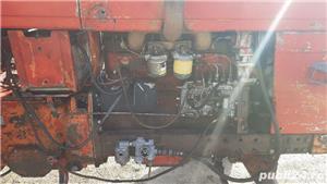 Tractor u650 + plug românesc cu 3 brazde  - imagine 3
