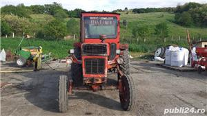 Tractor u650 + plug românesc cu 3 brazde  - imagine 5