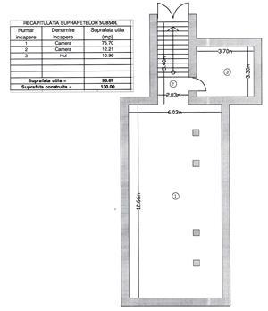 (407) Spatiu comercial pentru sevicii, 1041 mp teren central - imagine 5