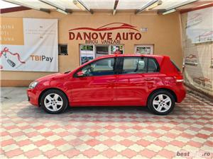 Volkswagen Golf 6 Revizie + Livrare GRATUITE, Garantie 12 Luni, RATE FIXE,1400 benzina, 2009, Euro 5 - imagine 4