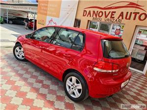 Volkswagen Golf 6 Revizie + Livrare GRATUITE, Garantie 12 Luni, RATE FIXE,1400 benzina, 2009, Euro 5 - imagine 10