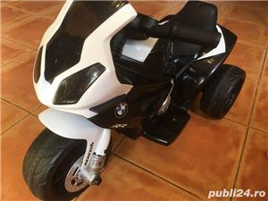 Motocicleta electrica copii BMW - imagine 1